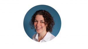 Anna Davis, business coach and trainer at Achieve Balance in Edinburgh.